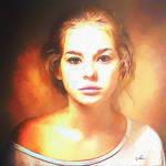 Girl portrat