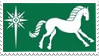 Rohirrim Stamp