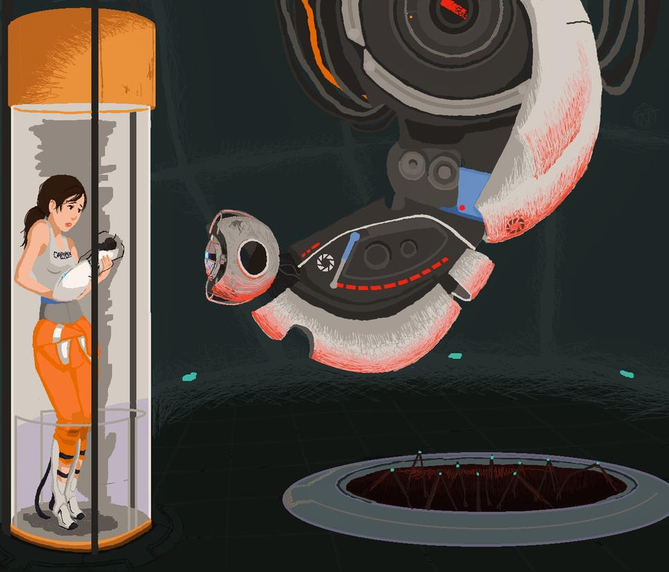 Who 39 s the boss by ramikin on deviantart - Portal entree ownership ...