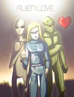 Alien Love by Komodo-Fisher