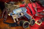 My Steampunk Gadgets. by TracieMacVean