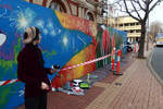 Public Project - Artist at work 3 by TracieMacVean