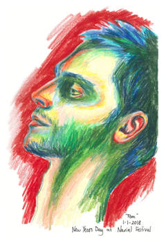 Portrait - Tom.