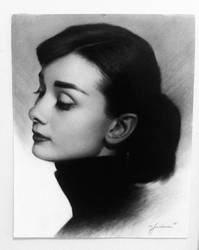 Audrey Hepburn Drawing