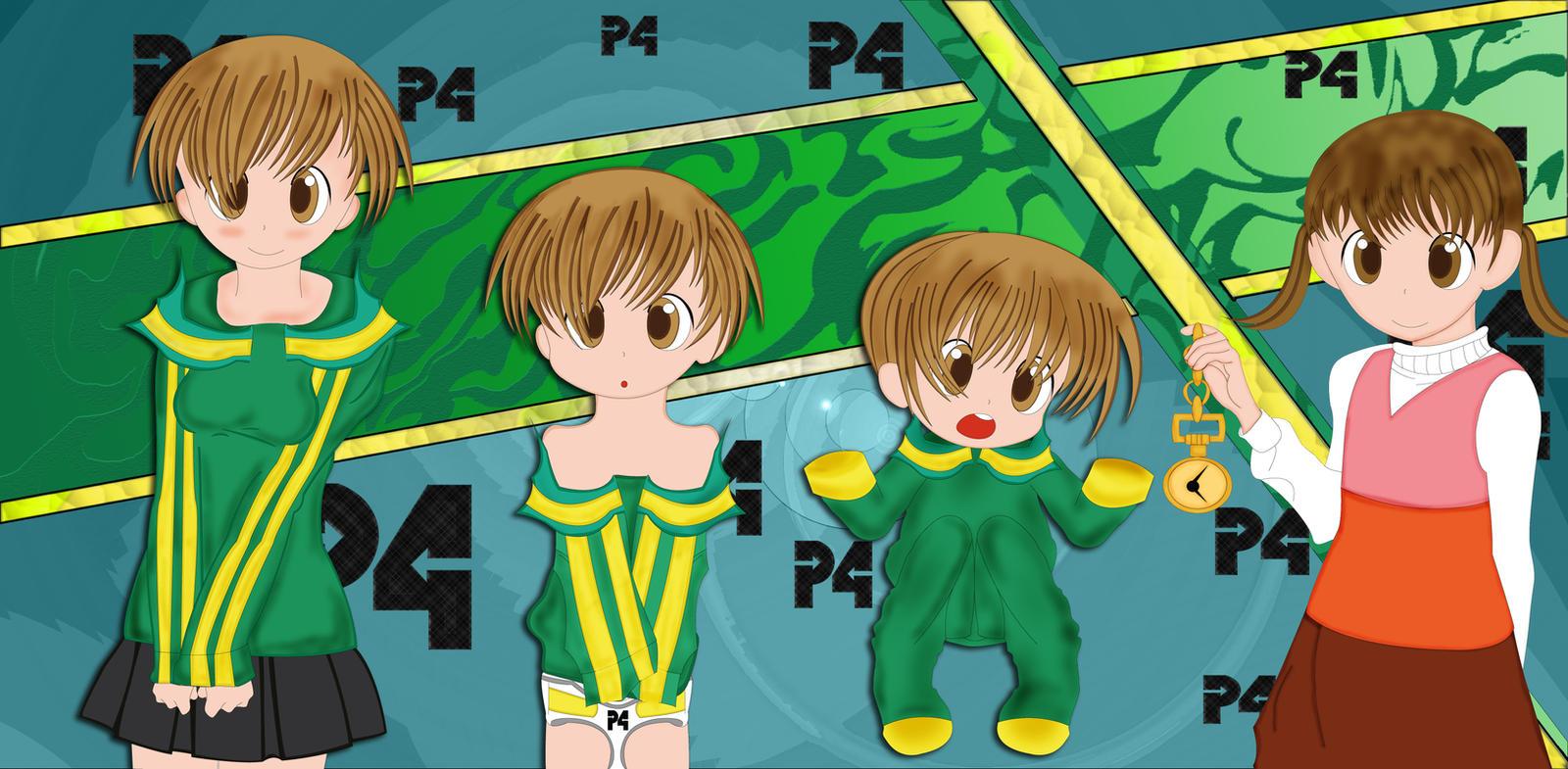 Persona 4 dating nanako anime 2