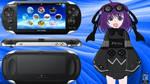 PS Vita Console Tan