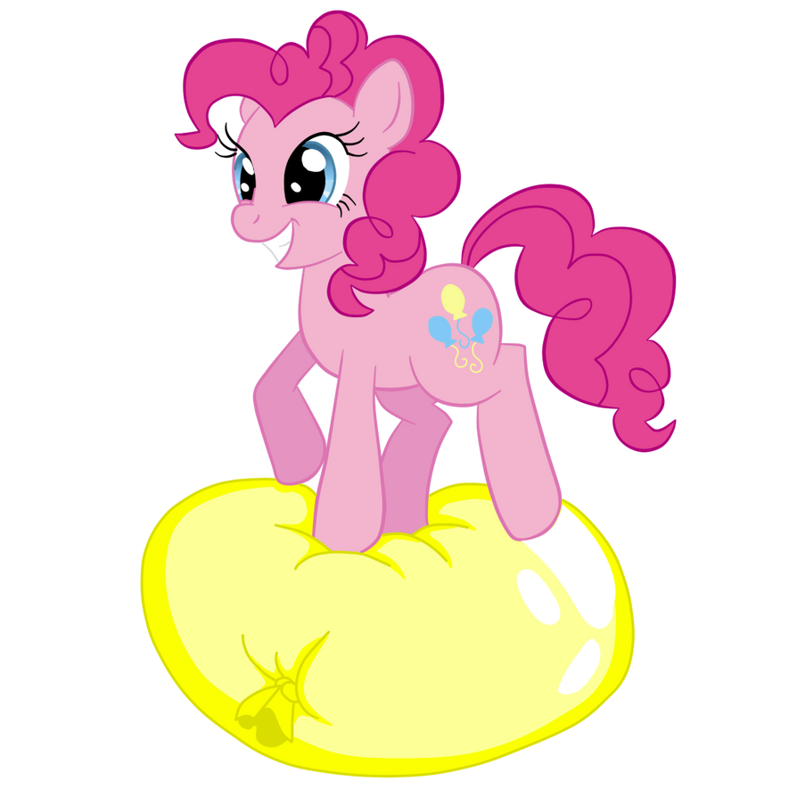Pinkie Pie by to-lazy-for-username
