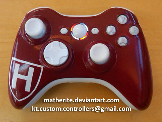 Ivy Champs Football Controller by matherite