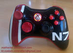 N7 Controller for Mass Effect 3