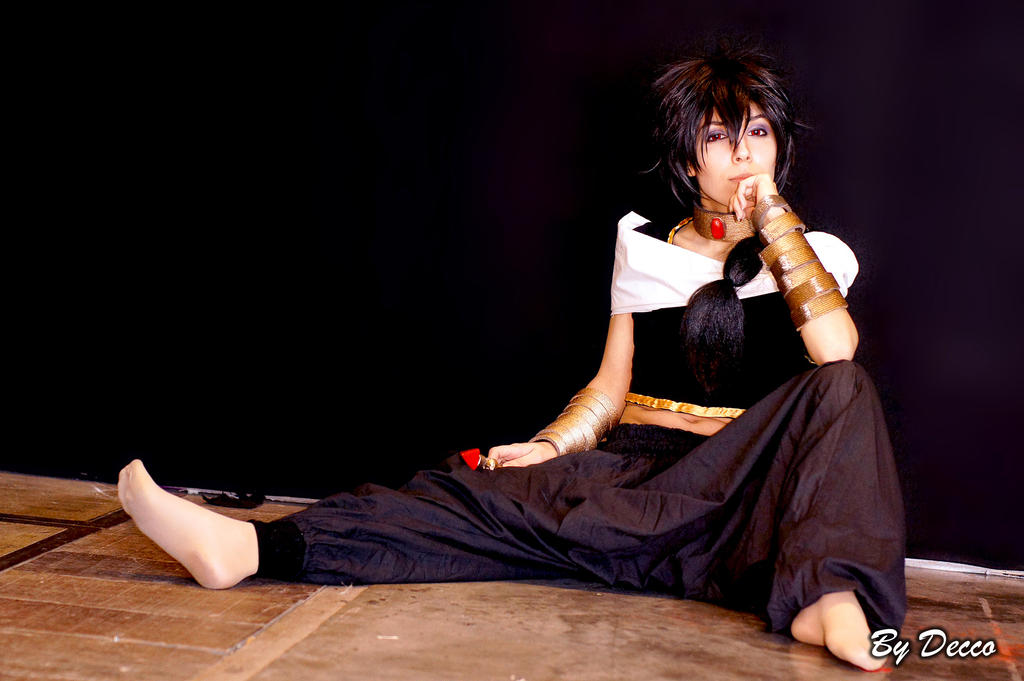 Judal (MAGI) by noahpixie