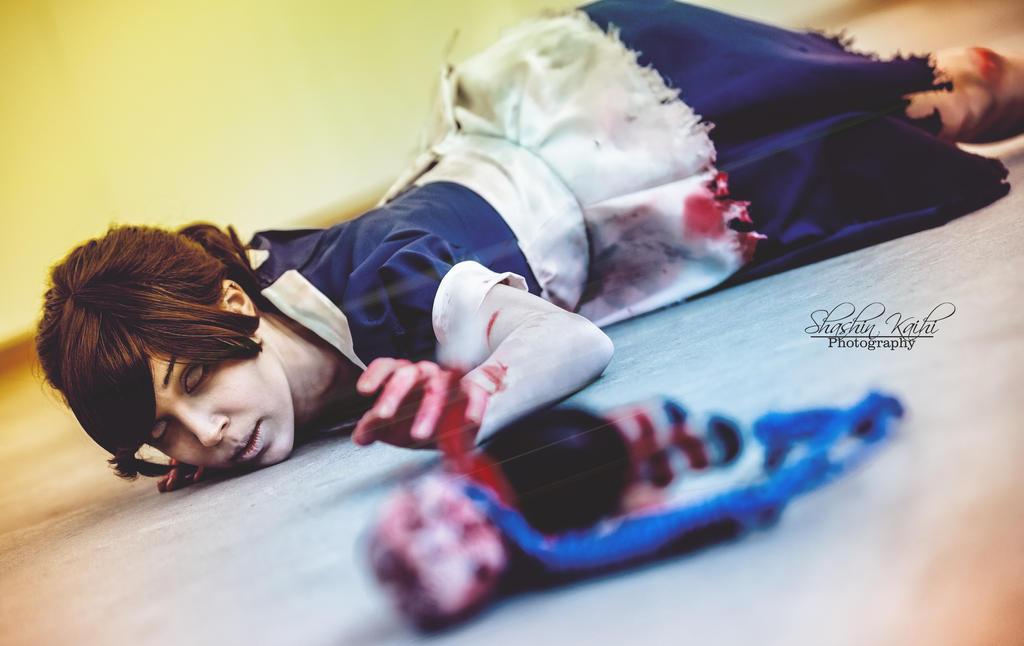 Little Sister : Bioshock by noahpixie