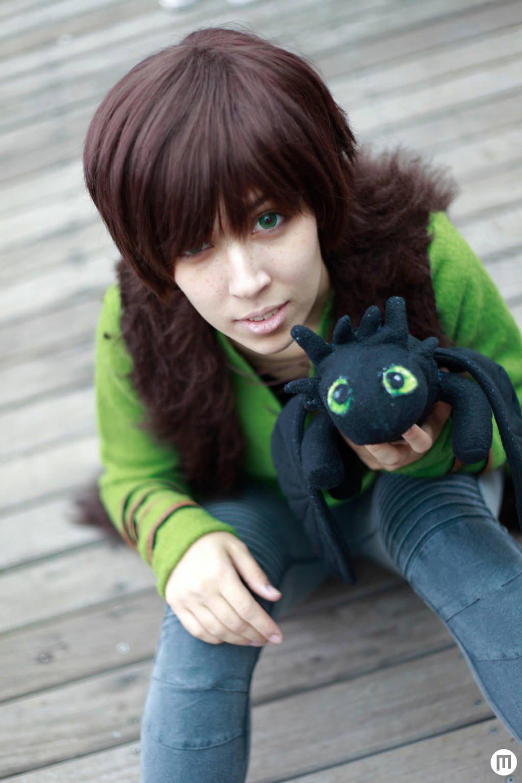 Hiccup - How to train your dragon by noahpixie