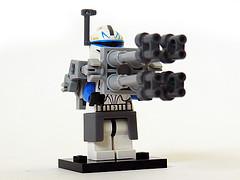 Lego ARC Lieutenant by Bigboymeal