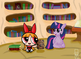 Book Worms United by MisterMope
