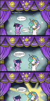 Pony Puppet Theater #7 Alicorn Ascension