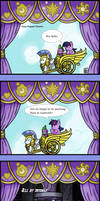 Pony Puppet Theater #9 Forgetting Something