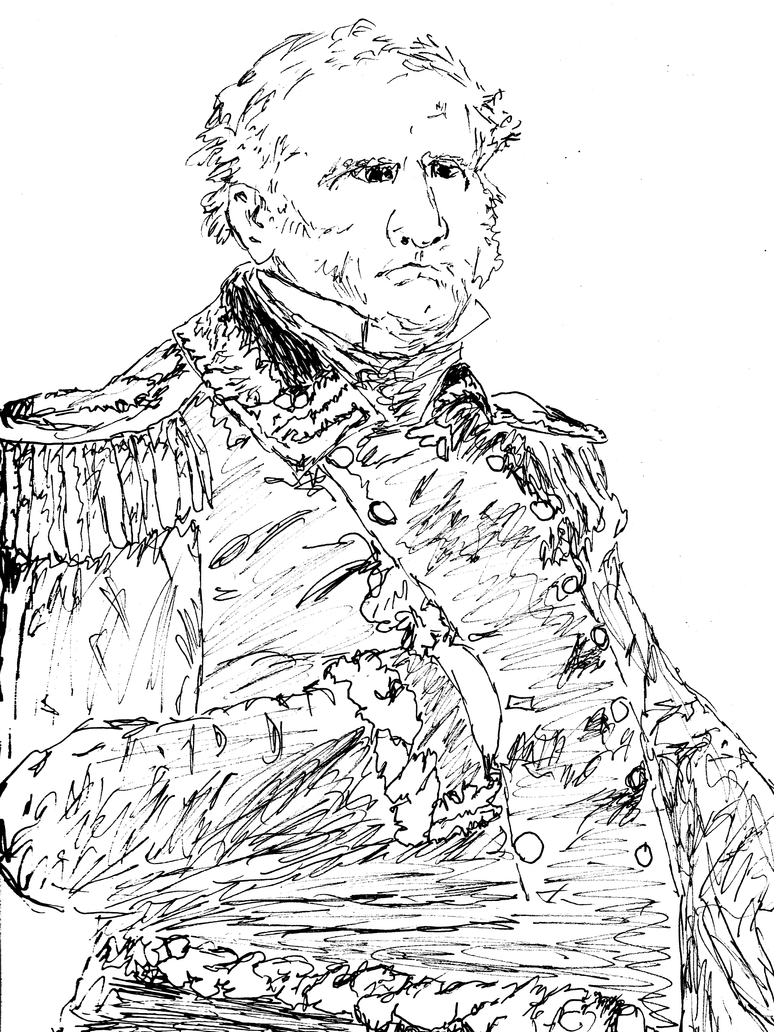 Gen. Winfield Scott by diodotus