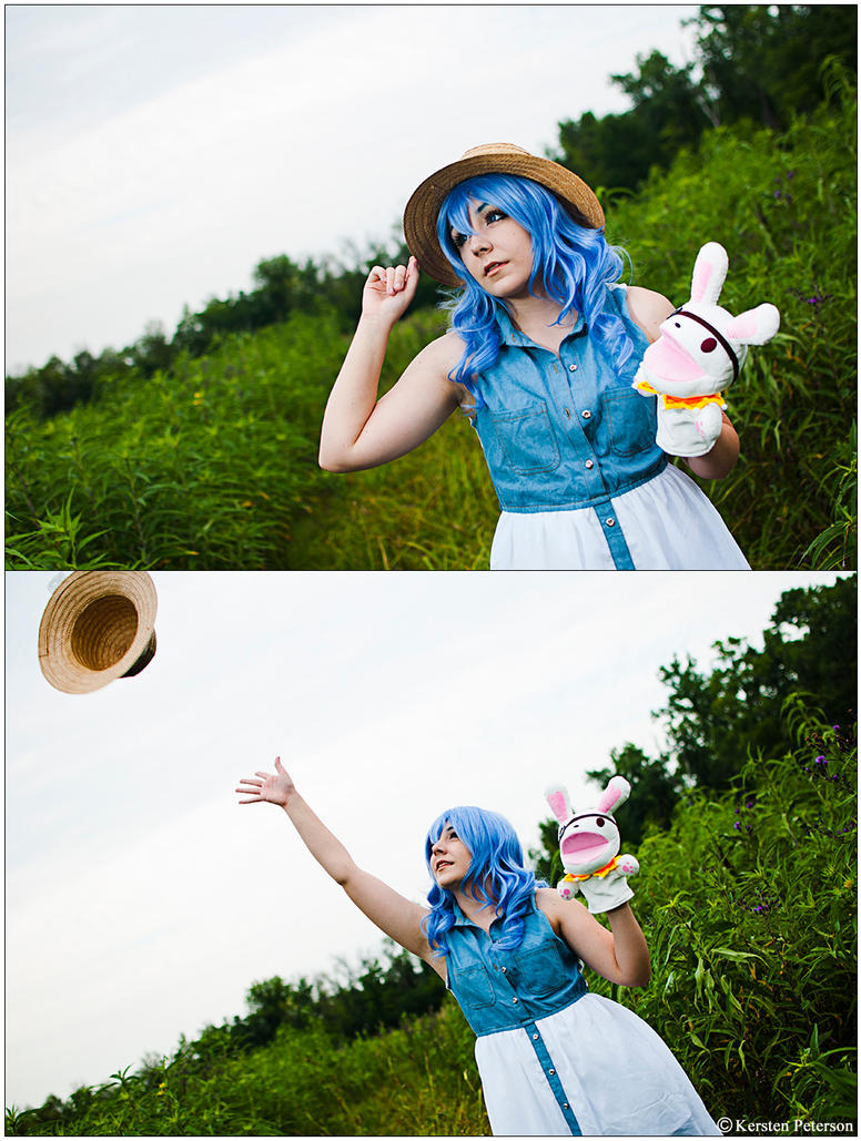 Date A Live: Yoshino by CosplayerWithCamera