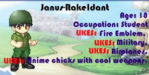 Janus gone Gaia XD by Janus-Rakeldant