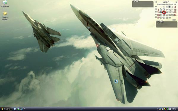 Arminese F-14's? by Janus-Rakeldant