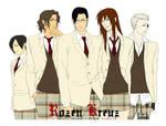 WK - Rozen Kreuz School??? by tashigi