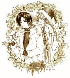 A Lily Flower for You by tashigi