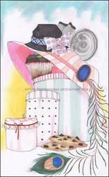 Hat collection by Friherrinna
