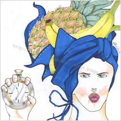 Fruits by Friherrinna