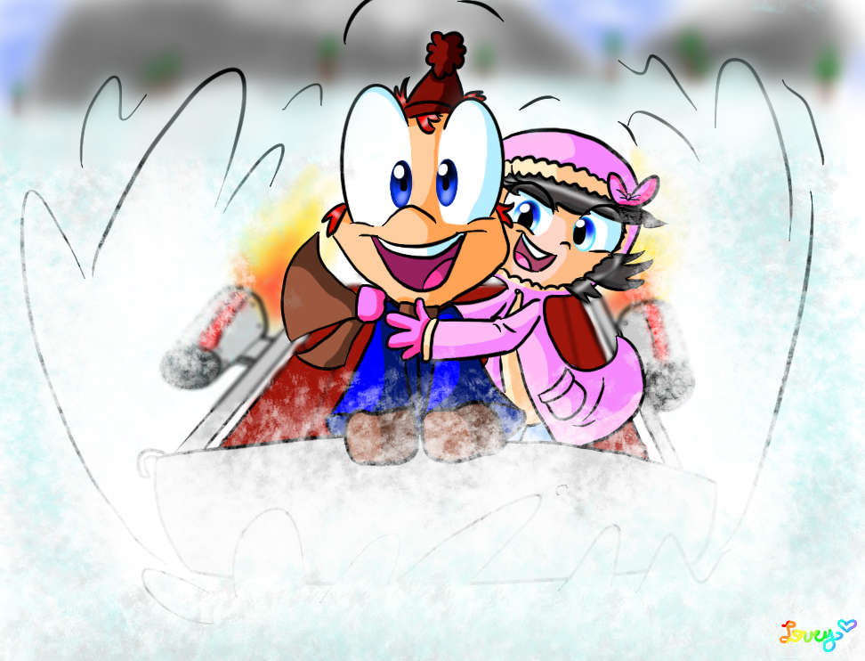 Phineas's Sleighride By LoveyLoo On DeviantArt