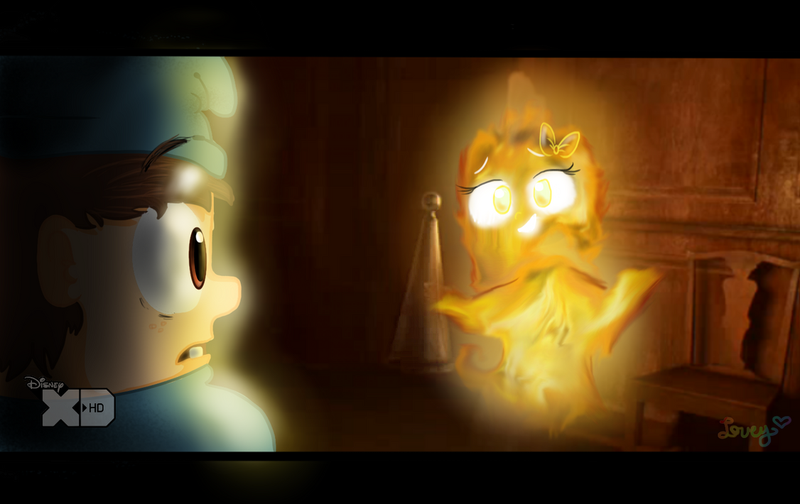 BrendanR85 Commission: PnF - A Christmas Carol by LoveyLoo on DeviantArt