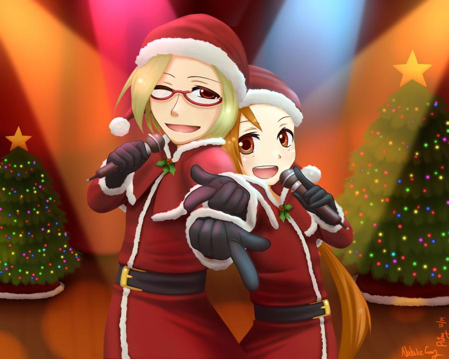 Merry Christmas! by PrinnyDance