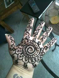 Untitled Henna by sapateif