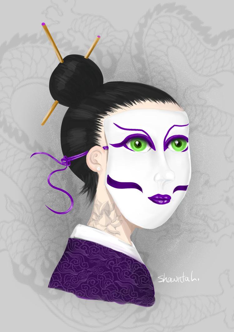 Japanese no mask 194 2
