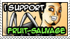 Stamp Fruit-Sauvage by Misical