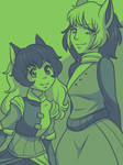 PaletteCOM - Sisters by Misical