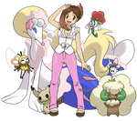 Gymleadersona by Misical