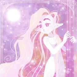 Moon Fairy by Misical