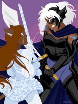 Swordtember - 04 Duel