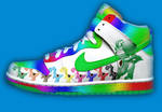 Yoshi Nikes