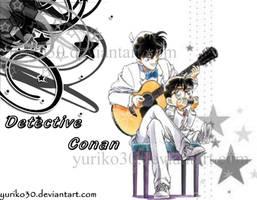 Detective Conan by yuriko30