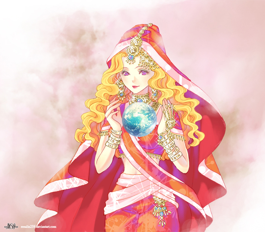 Anime In India: Indian Girl By Rosalin239 On DeviantArt