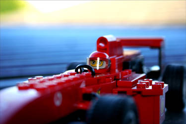 Ferrari by Bennybeee
