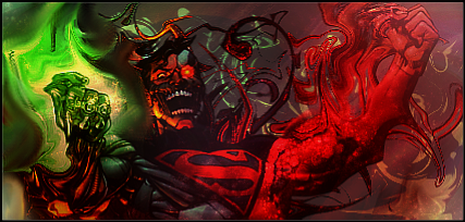 Cyborg superman sig by SLay-ART on DeviantArt