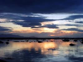 Reflection by ASHURII-sgtfunkytown