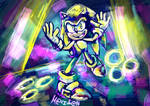 GET READY TO PARTY - Sonic 25th party