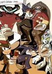 EGGPARTY Happy Birthday Sonic and Eggman
