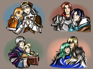 Fe3h Couple Compilation