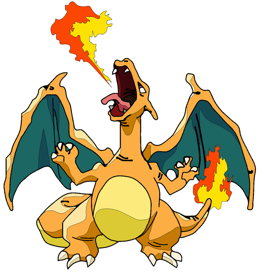 Charizard by TinyDojo