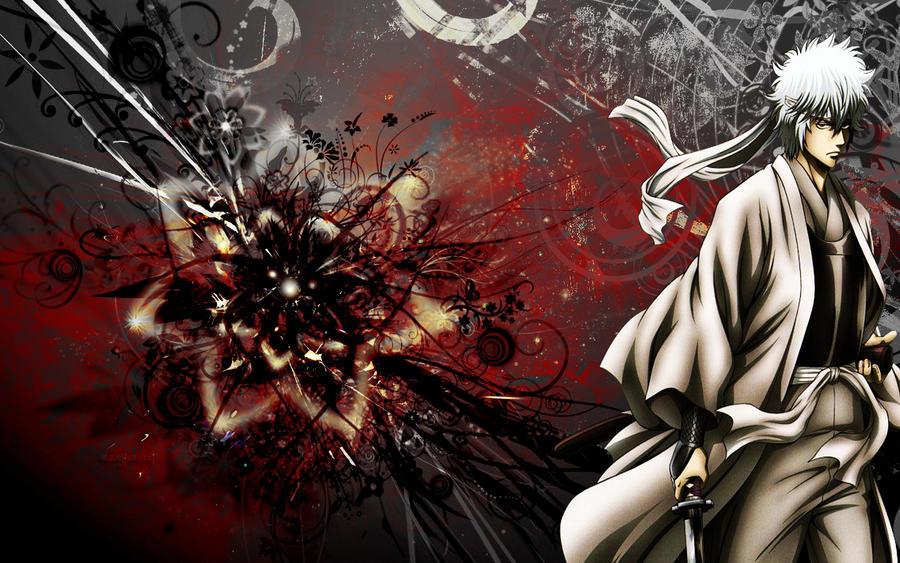 Gintama Gintoki by Felkuro on DeviantArtGintama Gintoki Past Wallpaper