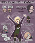 Alois Trancy Facts